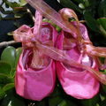 chaussons mariage
