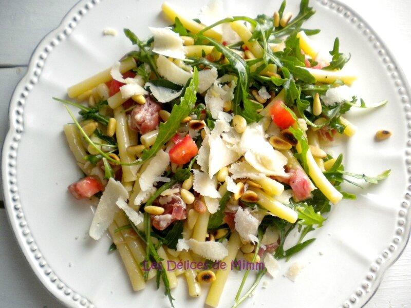 salade de p 226 tes 224 l italienne les d 233 lices de mimm