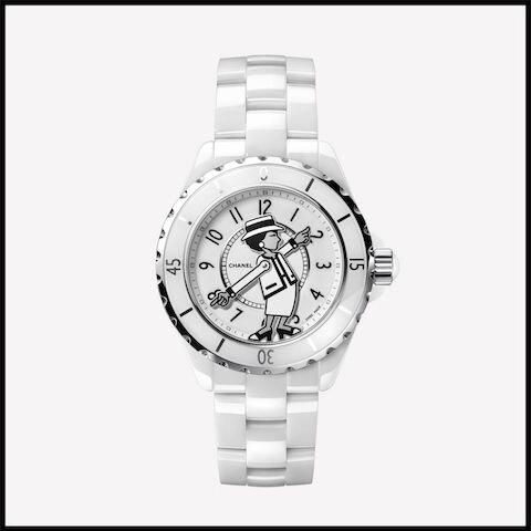 chanel montre mademoiselle j12 1