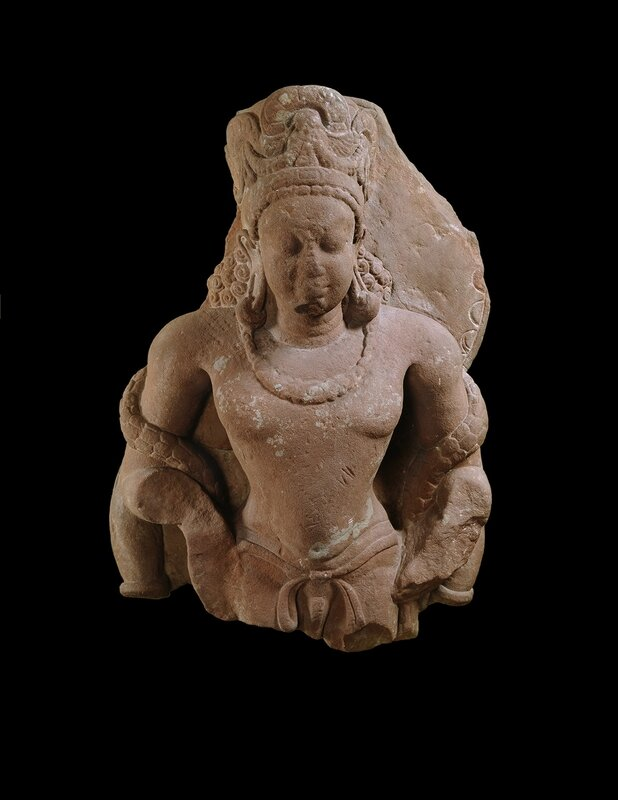Statue of Vishnu © Ashmolean Museum, University of Oxford (1)