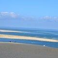 La dune du pyla.... depuis sa crete, gironde