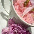 Riz au lait rose, saveurs indiennes de Bidouilles et Tambouilles