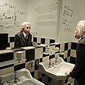 Corsier-sur-Vevey, Chaplin's world, maison musée, salle de bain