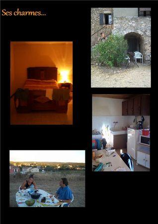 Gîte rural La Mariette, Vagnas en Ardèche 2