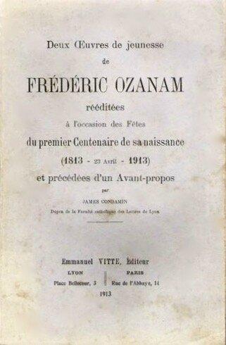Deux oeuvres jeunesse Ozanam (2)