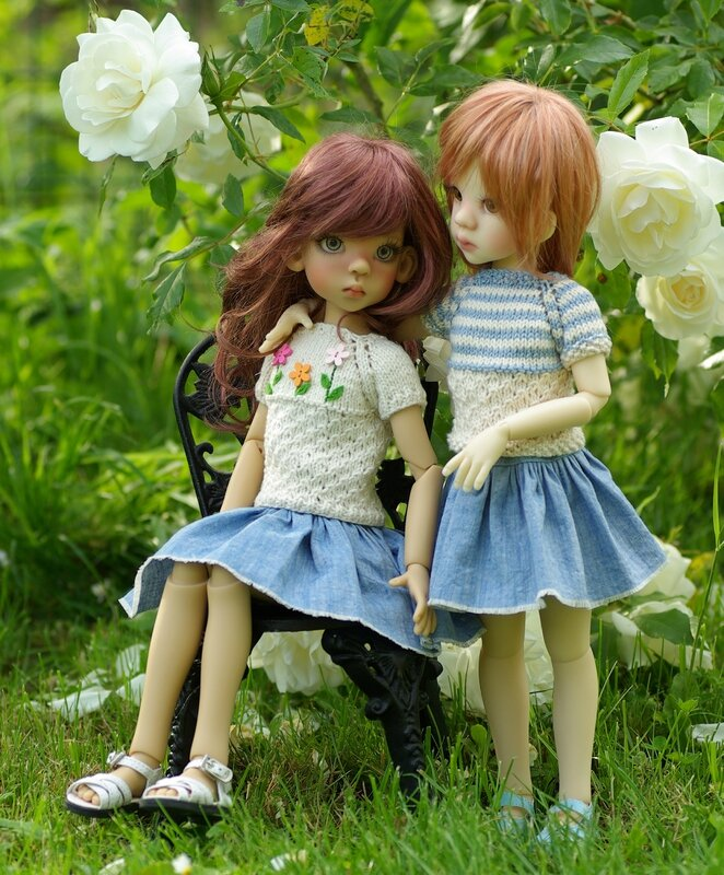 Talyssa et Laya