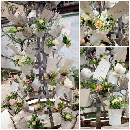 Deco mariage theme nature campagne – Votre heureux blog photo de ...