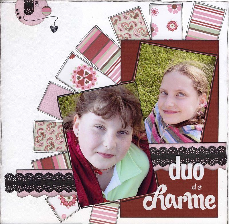 Duo de charme 2 x