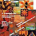 Exposition de notre club de patchwork