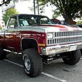 CHEVROLET K-20 Custom Deluxe 2door pick-up Illzach (1)