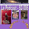 6e émission de la série 2 du podcast