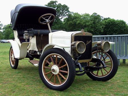 HISPANO SUIZA Exposition de voitures anciennes du Vésinet en 2009