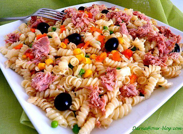 salade de p 226 tes torsettes cordon bleu
