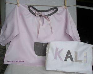 blouse+trousse kali