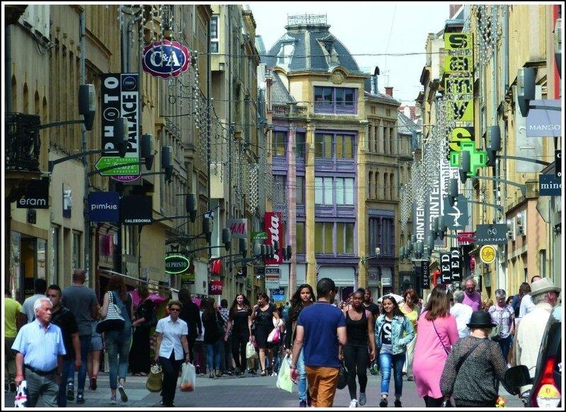 Metz centre