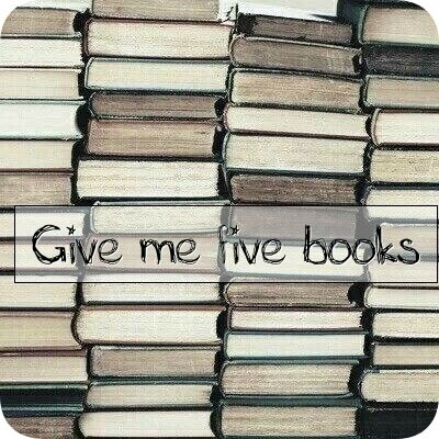 give me five books