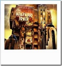 Hollywood tower