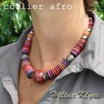 collier afro