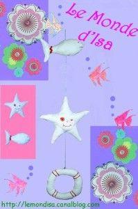 Guirlande étoile de mer