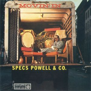 Specs Powell - 1957 - Movin' In (Roulette)
