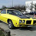 Pontiac gto hardtop coupe-1970