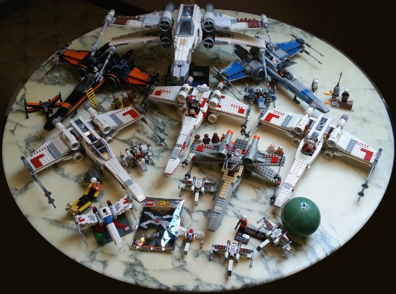 collection x-wing