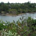 C'est par cette rivière que sont venus les premiers missionnaires du pays