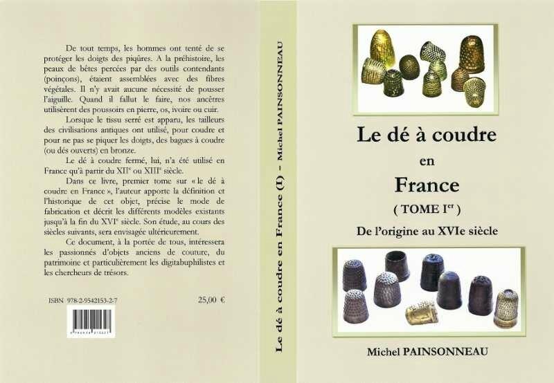 Dé à Coudre en France Tome I_WEB
