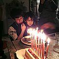 Happy birthday to you !!!!