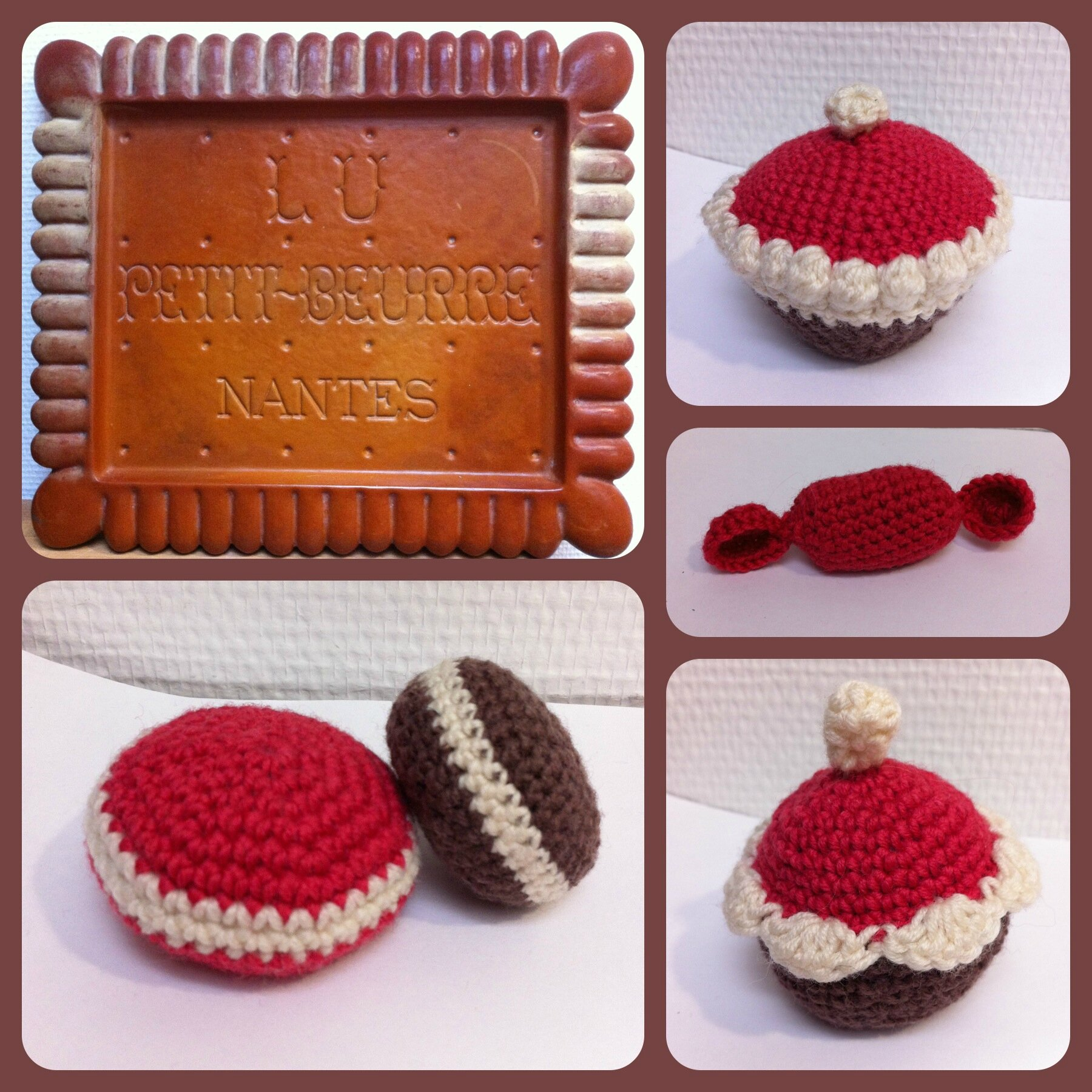 Sucreries crochet