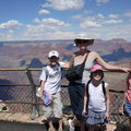 Grand Canyon, Monument Valley and co