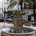 En ANDALOUSIE/Espagne 9: VEJER de la FRONTERA