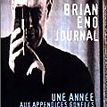 Journal de brian eno