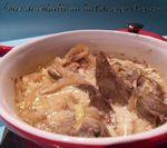 foies de volaille au lait de coco et au curry