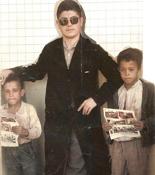 1960 Pierrot et ses élèves bis