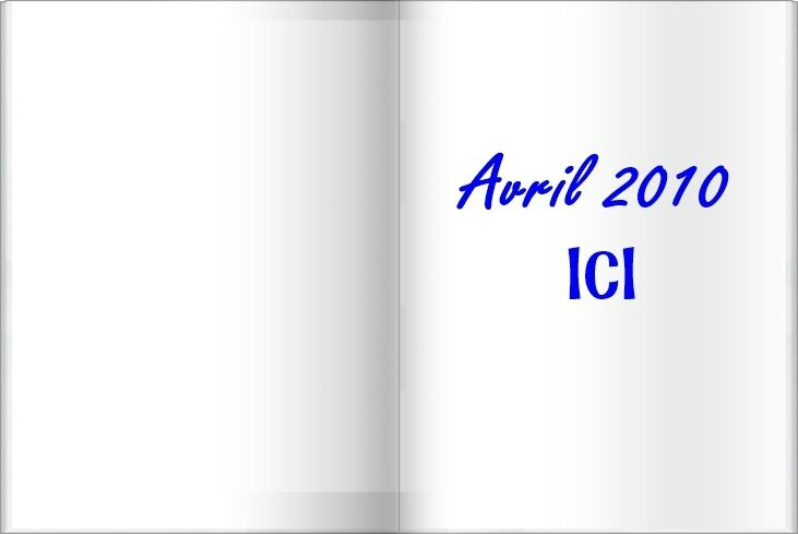 AVRIL 2010 BOOK
