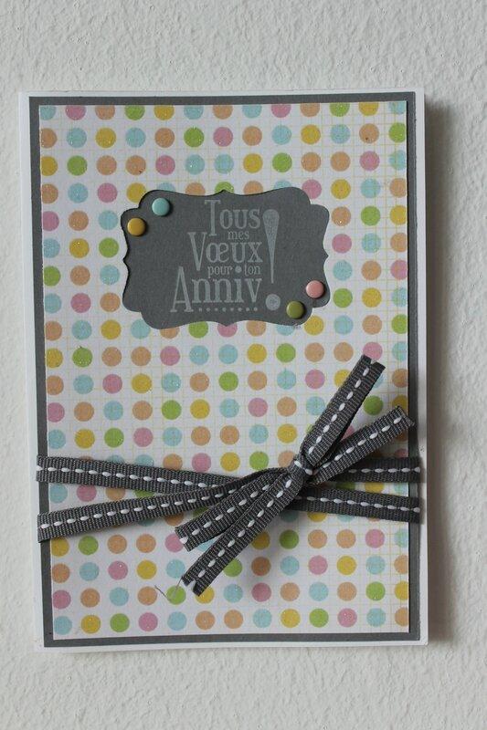 carte pour mon anni d'Aurélia /2014