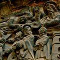 Splendeur de la basilique de Saint-Denis.