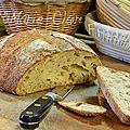 Faire son pain comme au xviii° siècle, (2) les préparatifs, le matériel, les ingrédients