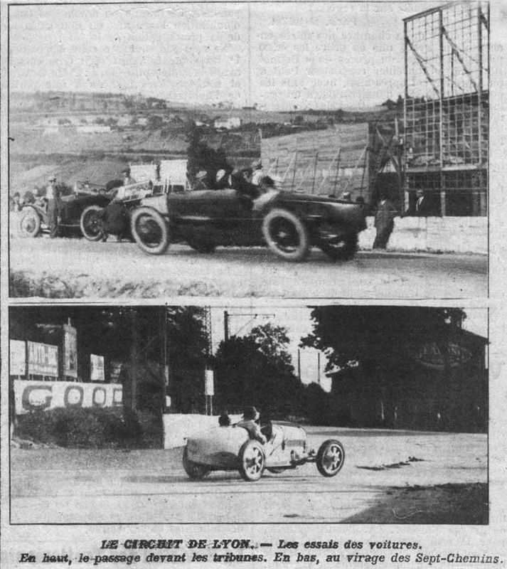 3 le grand prix automobile de l 39 acf 1924 lyon les publicit s d 39 antan. Black Bedroom Furniture Sets. Home Design Ideas
