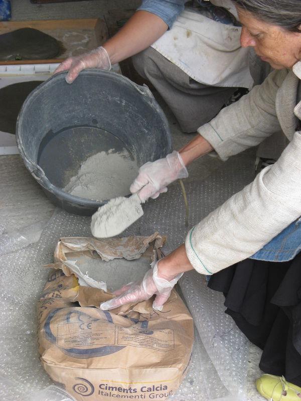 Atelier pas japonais en b ton la rue creative for Fabriquer meuble japonais