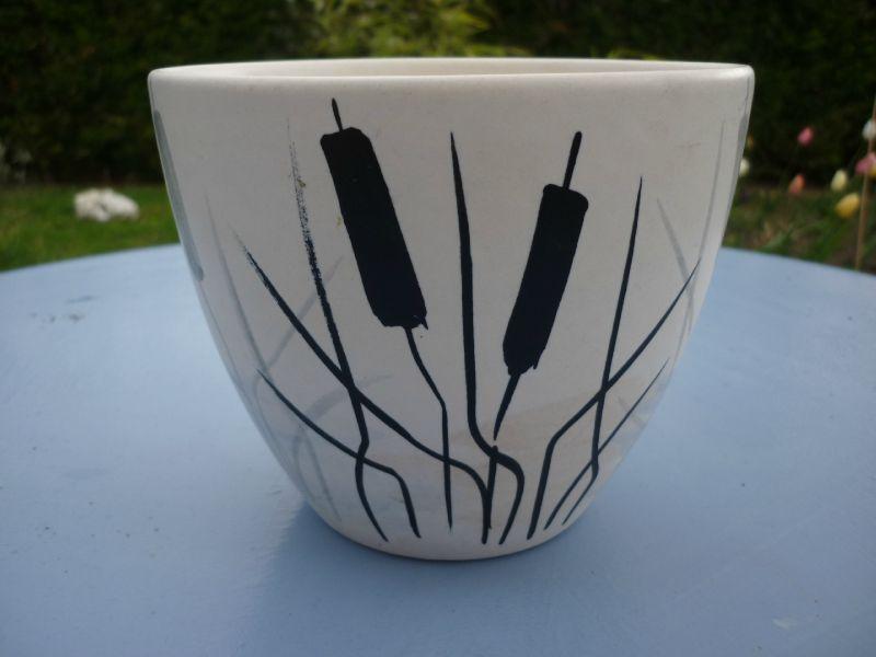 Cache pot ceramique sevres brocante le lys de cristal - Cache pot ceramique ...