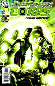 green lantern corps recharge 4