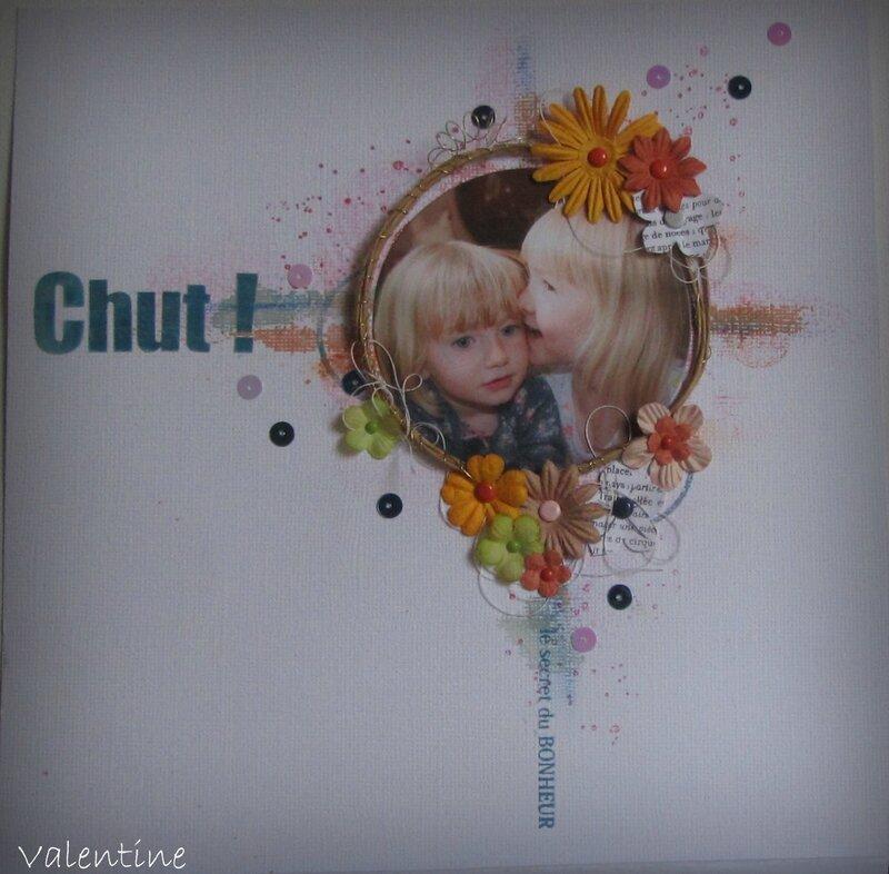 CHUT ! (France)