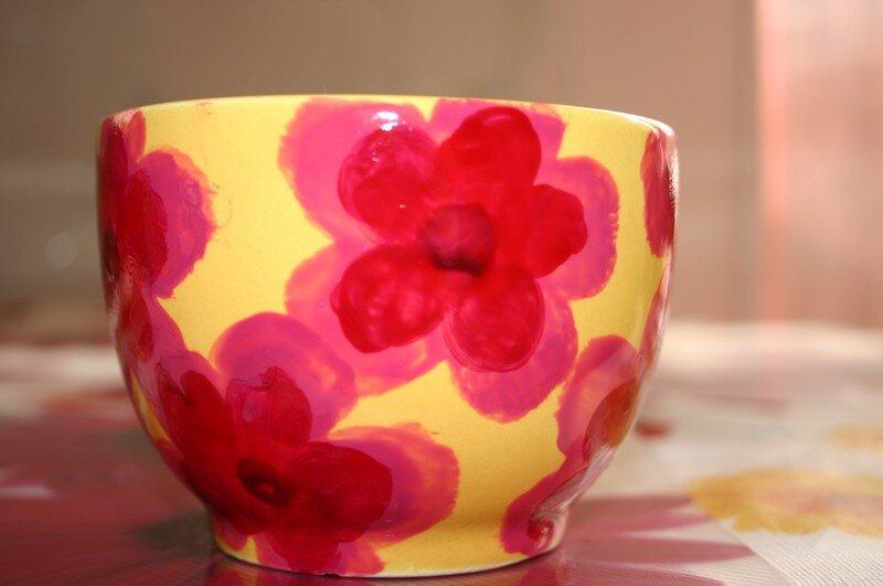Tassefleurs roses