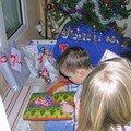 Le père Noël vient de passer