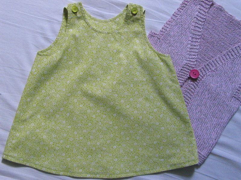 Robe intemporels bébés