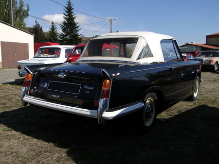 TRIUMPH Herald 1200 Convertible 1961 1970 2