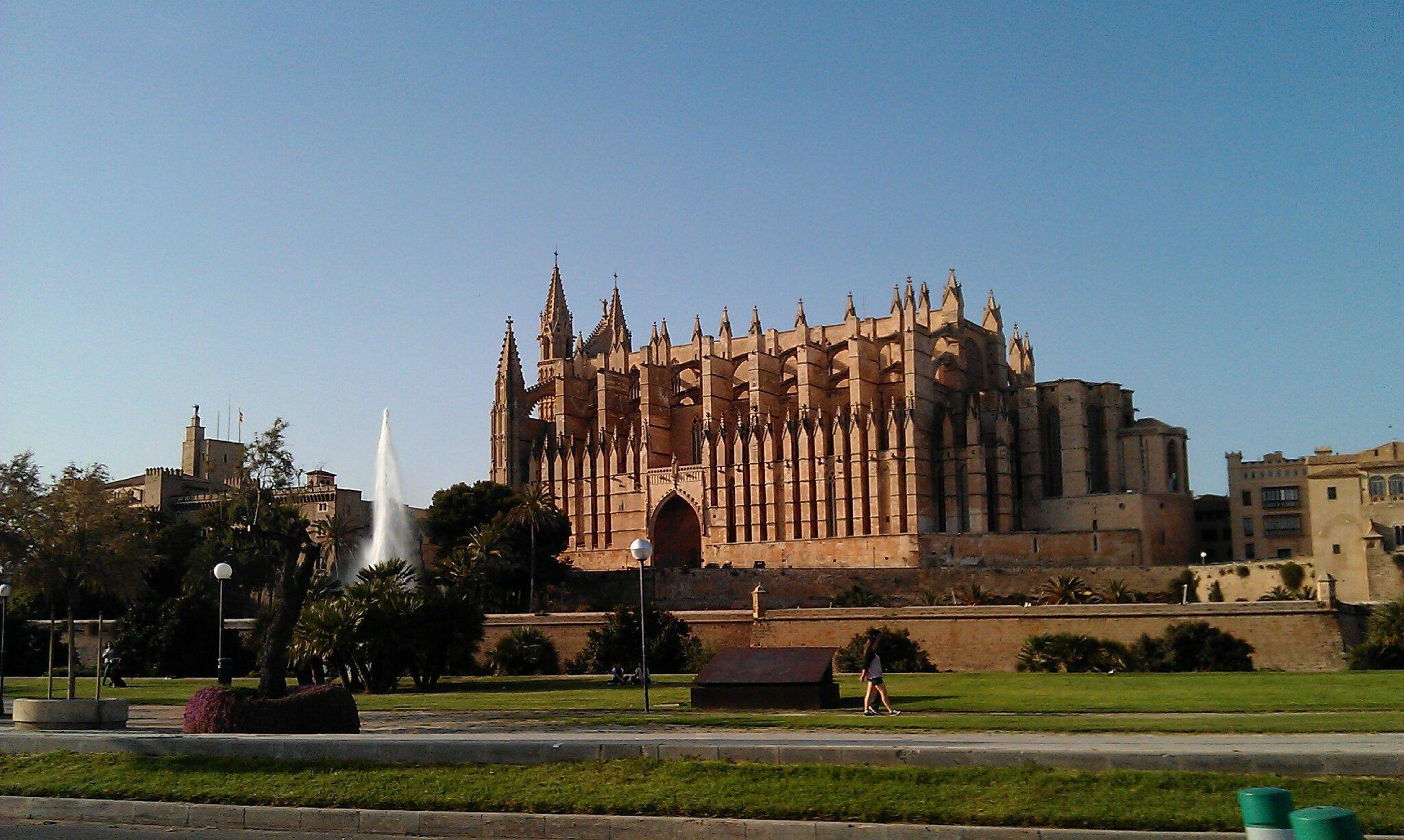 Mallorca, Las Palmas de Mallorca