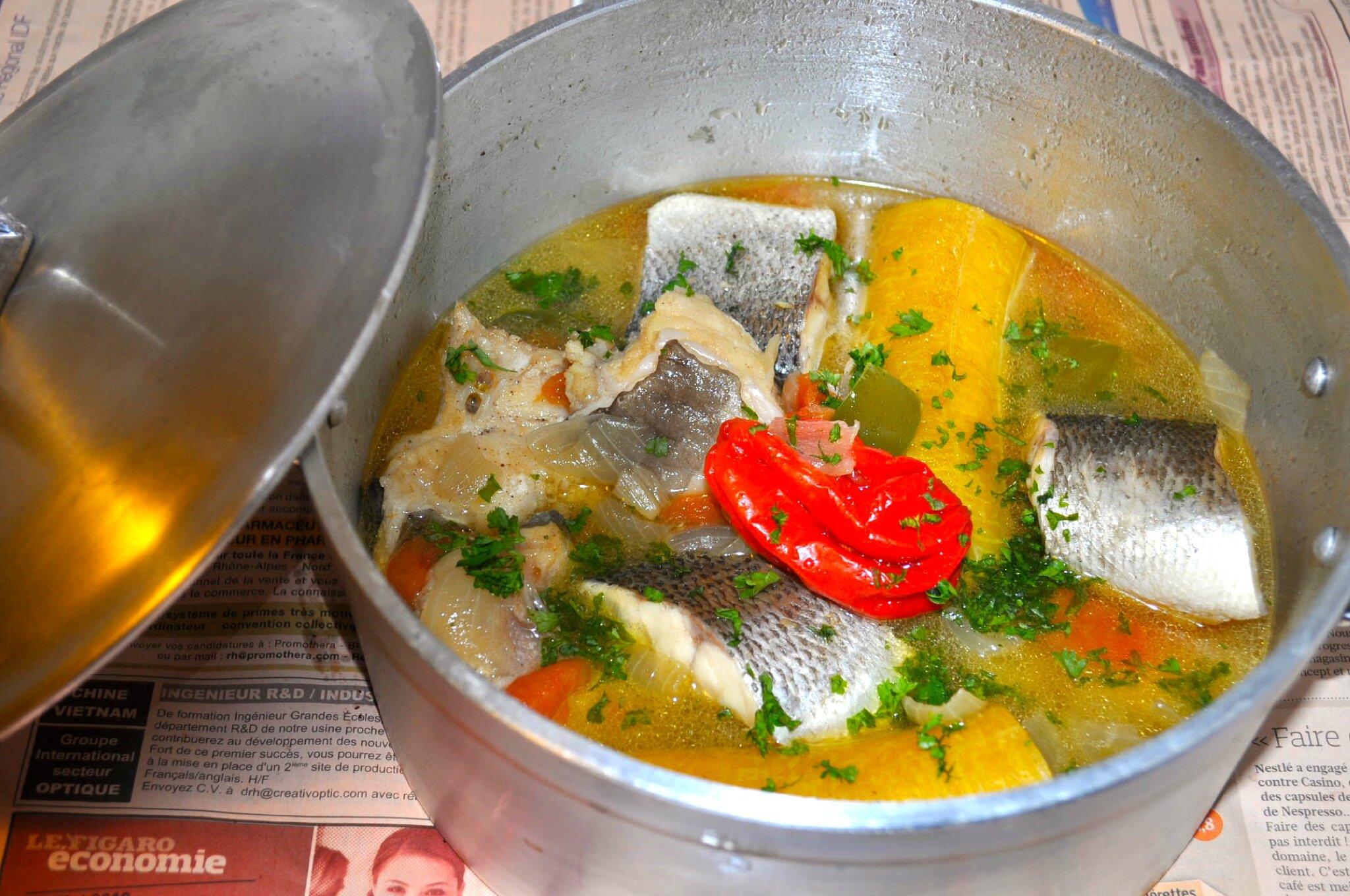 Recettes africaine poisson - Cuisine congolaise brazza ...